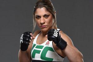 Bethe já disputou o cinturão do UFC. Foto: UFC/Divulgação