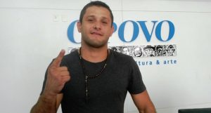 Andrezinho tem 32 anos e vem de nove vitórias seguidas. Foto: Bruno Balacó/O POVO