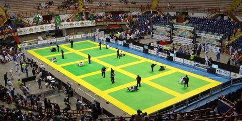 Ginásio Paulo Sarasate recebe o Open Fortaleza de Jiu-jitsu em novembro FJJLPCE/Divulgação