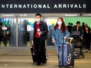 Viajantes de máscara