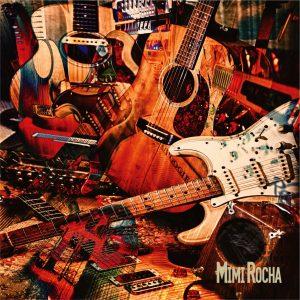 Capa CD Bom de Ouvir - Mimi Rocha