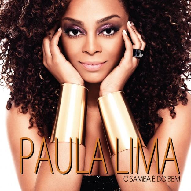capa - Paula Lima - O Samba É do Bem
