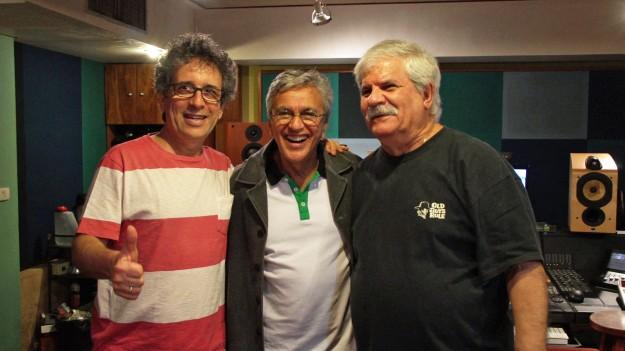 Mário Adnet, Caetano e Dori Caymmi