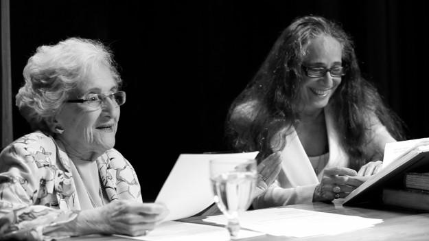 Cleonice Berardineli e Maria Bethânia HORZ 4 - (O Vento Lá Fora)