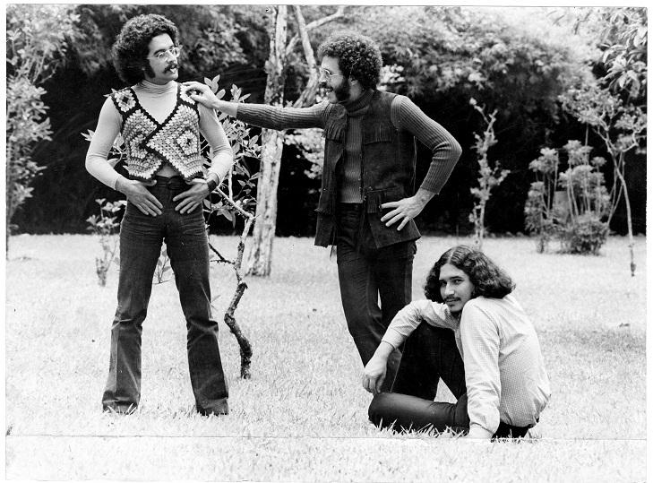 Rodrix, Sá e Guarabyra no meio dos anos 1970