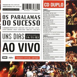 Os_Paralamas_Do_Sucesso-Uns_Dias_Ao_Vivo-Frontal