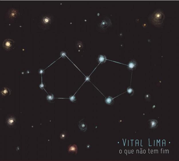 Capa CD Vital Lima - O que não tem fim_frontal