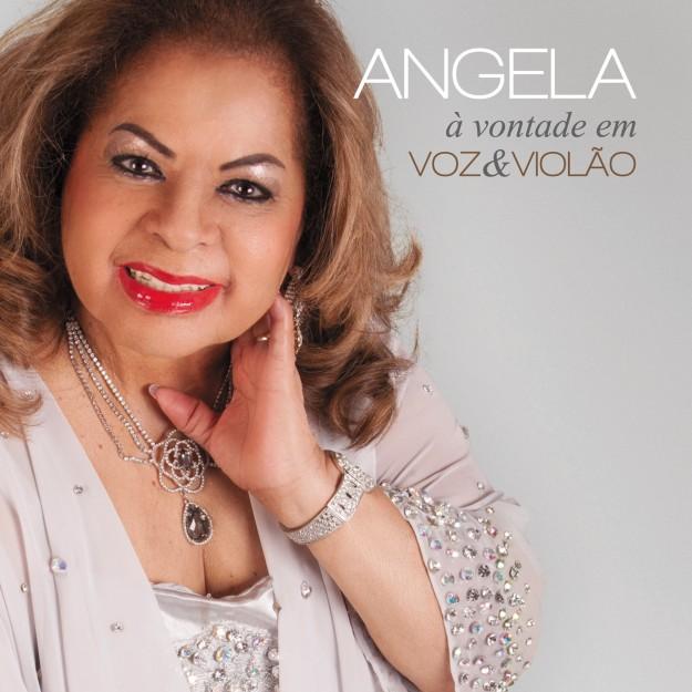 Capa Angela Maria - 2015