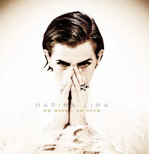 Capa CD - Marina Lima