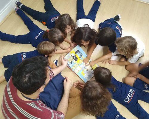 o que fazer com as crianças: leitura no Ofélia Fonseca só retorna após a crise