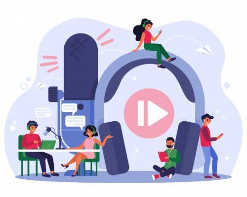 Podcasts de educação