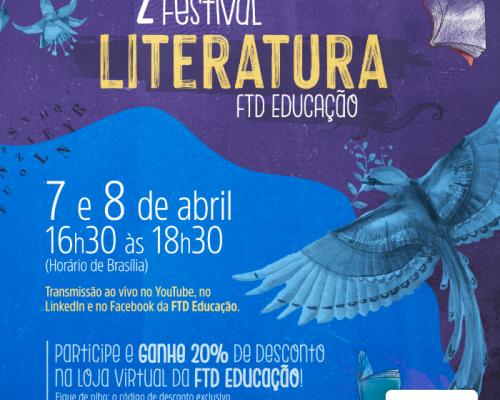 Festival de Literatura FTD