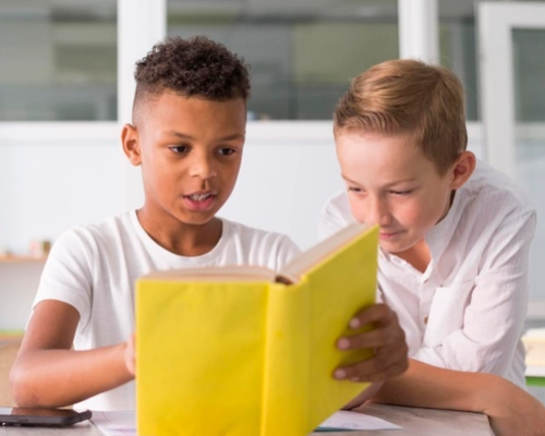 como escolher o livro infantil