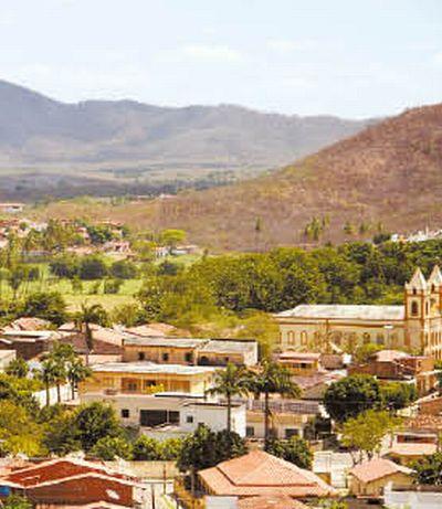 A Unilab será instalada no município de Redenção, localizado na região do maciço de Baturité. Foto: Talita Rocha - O POVO