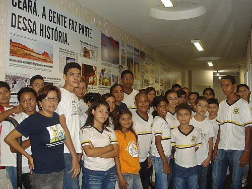 Escola José Eduardo de Sousa - Horizonte