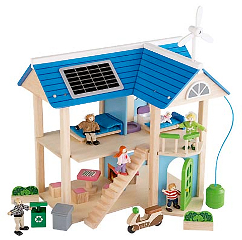 eco-dollhouse