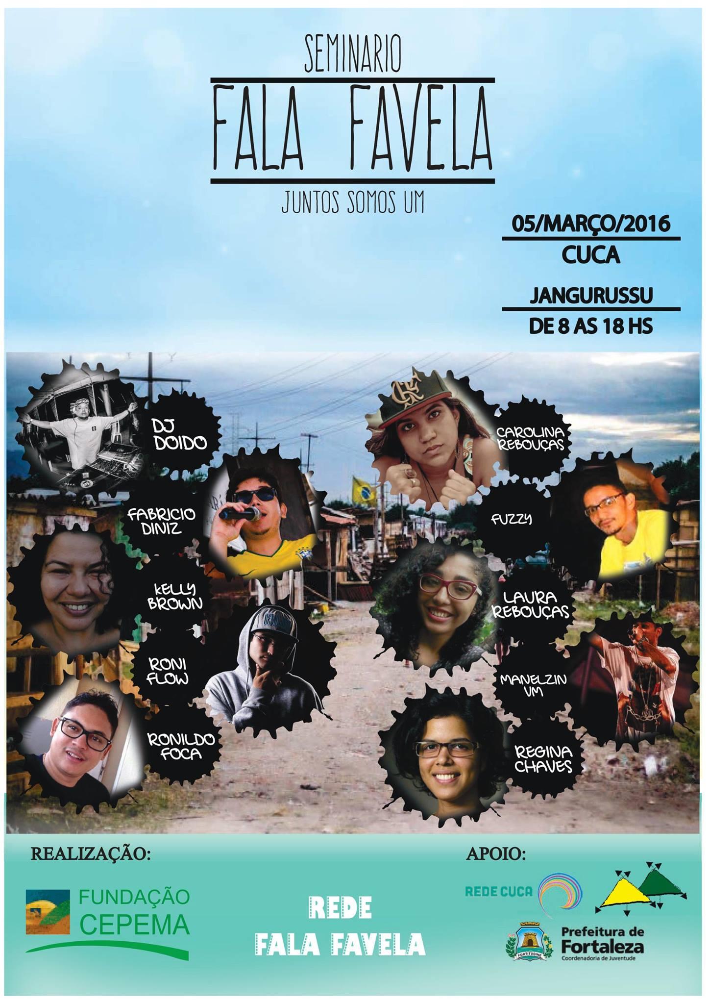Cartaz_Seminario_Fala_Favela