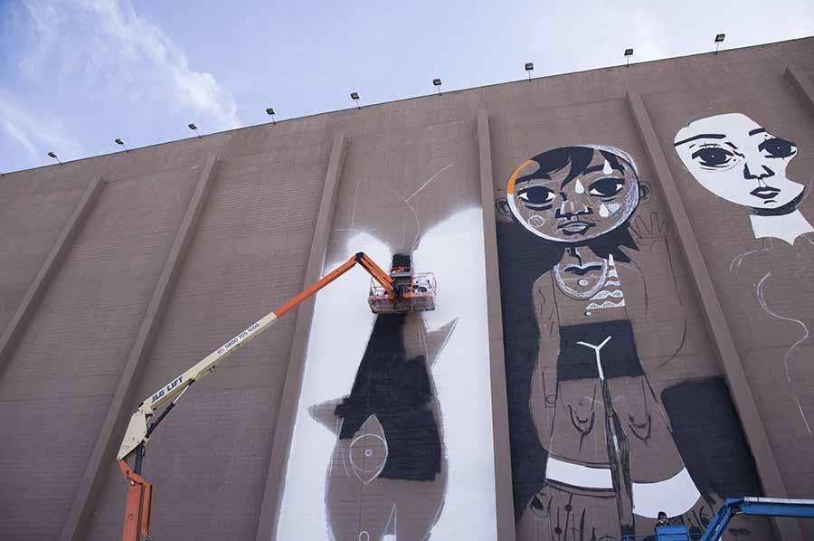 """4c6c89d0f Exposição """"Dhamma"""", de Narcélio Grud, abrirá a 5ª edição do Festival  Concreto - Entre Aspas"""