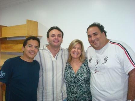 Fisioterapeutas da Primeira Turma em Recife.