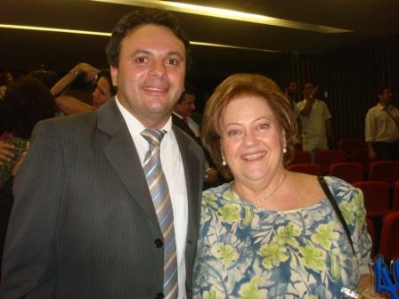 Minha grande admiração como profissional no Brasil