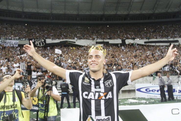 Ceará  venda de Arthur ao Palmeiras é a maior da história do futebol  cearense 288472c5d0acd