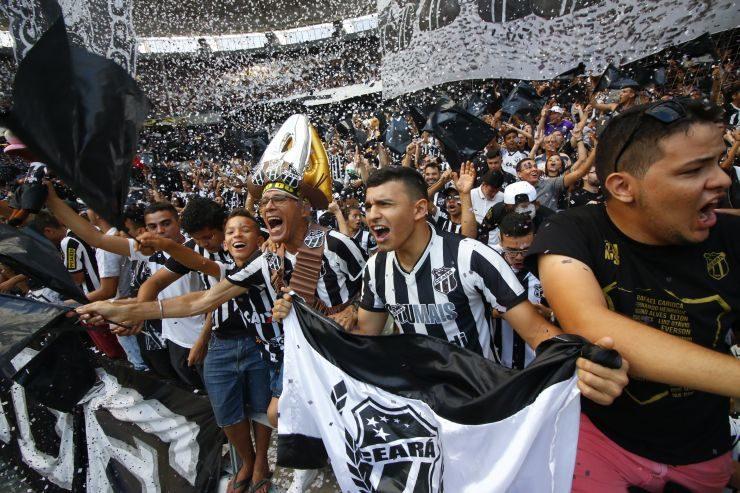 Ceará foi o único time do G7 do Nordeste que teve superávit em ...