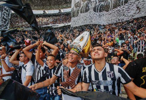 Torcida do Ceará tem sido fundamental na reação do clube na Série A. Foto   Mateus Dantas O POVO. 73da3146aefaf