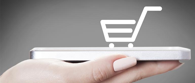 9068858cc4a3b Smartphone já é principal ferramenta de compra online para 33% dos  internautas, aponta estudo