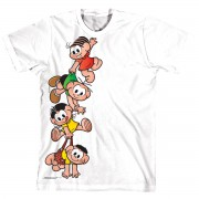 camiseta Turma da Mônica