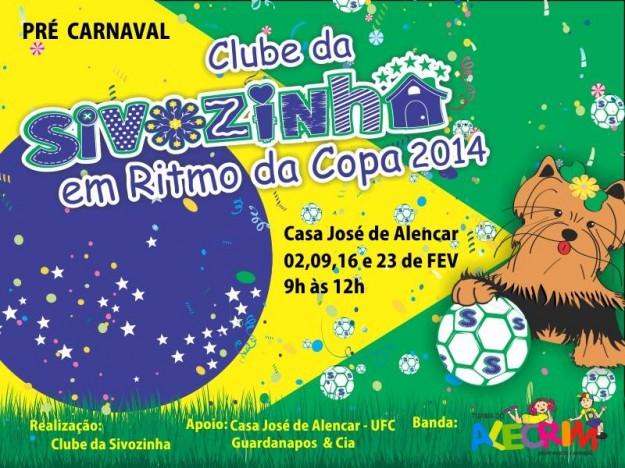 pré carnaval infantil