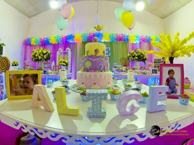 festa infantil 1 ano