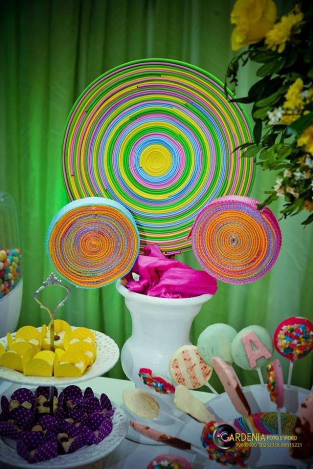 festa doces