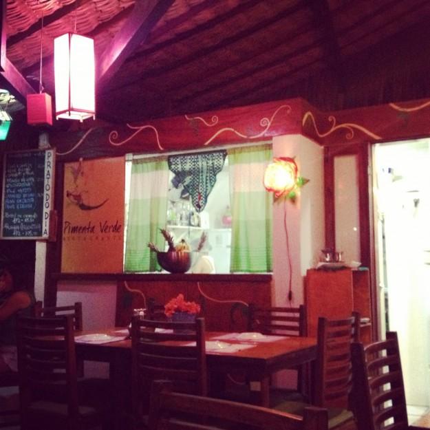 Restaurante Pimenta Verde
