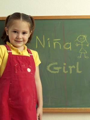 crianças bilingues