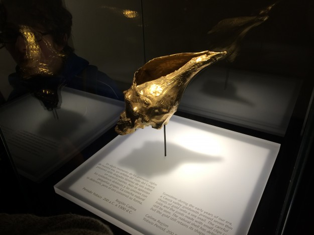 museu do ouro - Bogotá