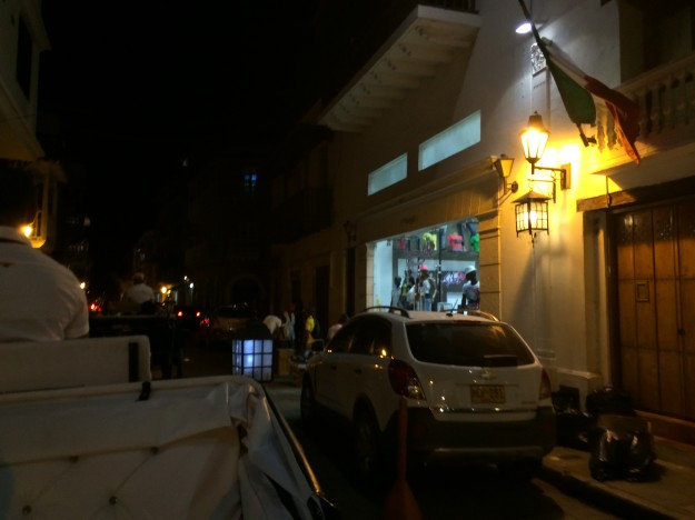 cidade murada Cartagena