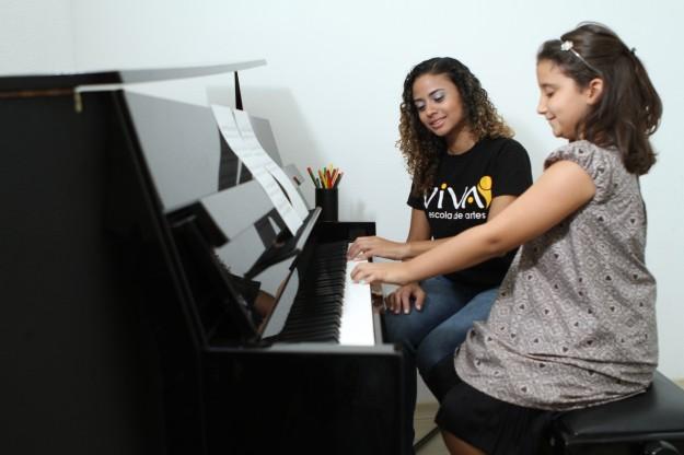 escola de música para crianças