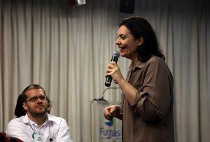A psicopedagoga Dayse Serra