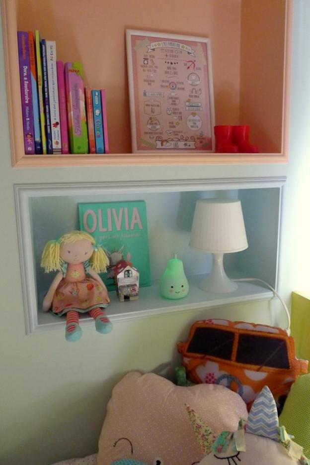 quarto de menina e menino