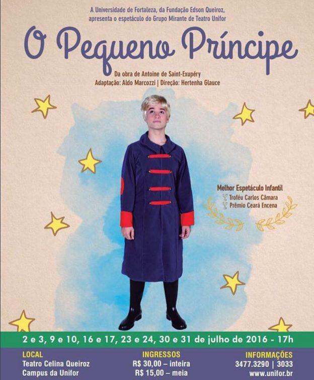 teatro o pequeno príncipe