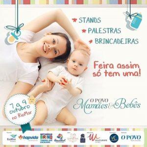 O povo mamães e bebês