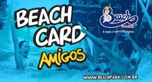 Beach Card Amigos
