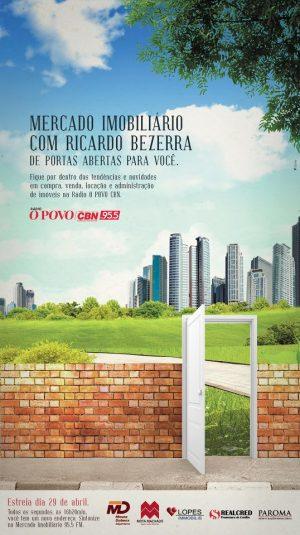 mercado imobiliário - o povo cbn