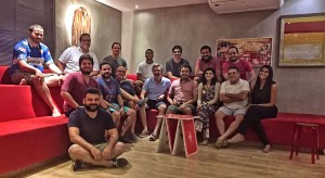 Workshop Felipe Cama
