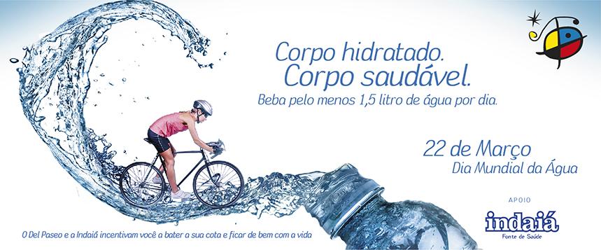Resultado de imagem para dia da agua em bike