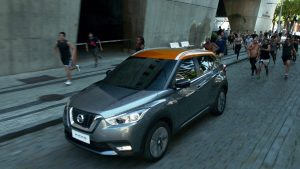 Nissan estreia nova campanha das Olimpíadas