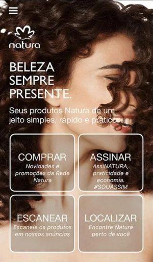 natura - app-tela-inicial