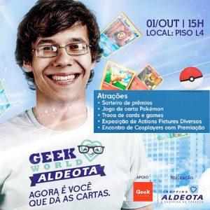 geek- shopping aldeota