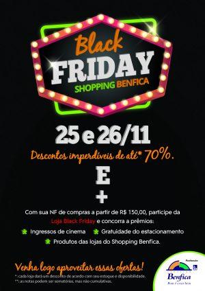 f8f99ed019 Black Friday  shopping Benfica leva ação