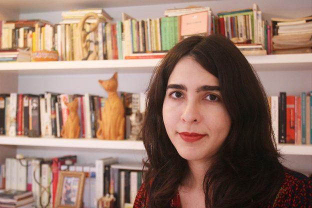 Escritora Tércia Montenegro (Foto: Deivyson Teixeira)